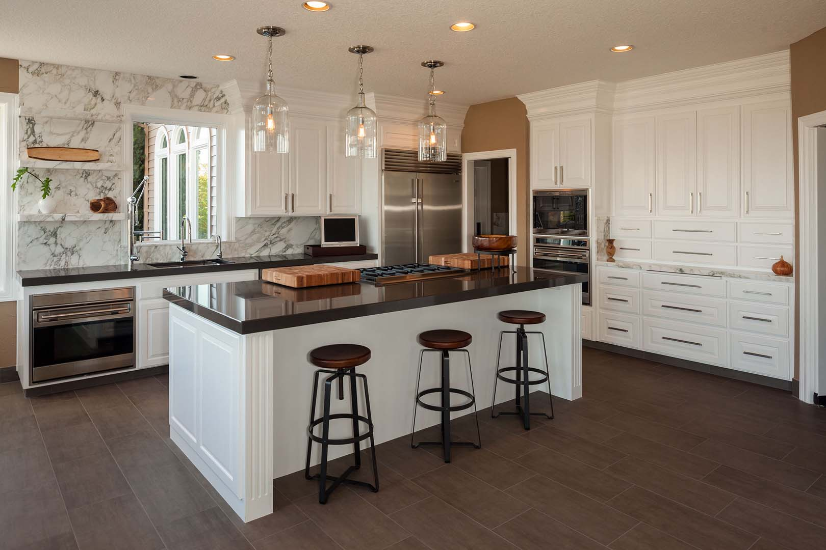 Kitchen West Linn Or Natural Stone Designs